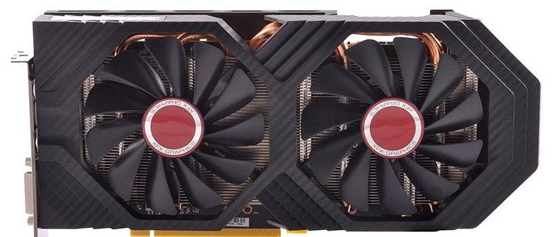 Original XFX RX580 4GB Video Cards AMD Radeon RX 580 4GB Graphics Screen Cards