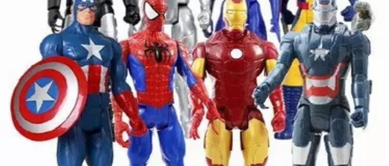 Marvel Amazing Ultimate Model Toy Brinquedos Infantis