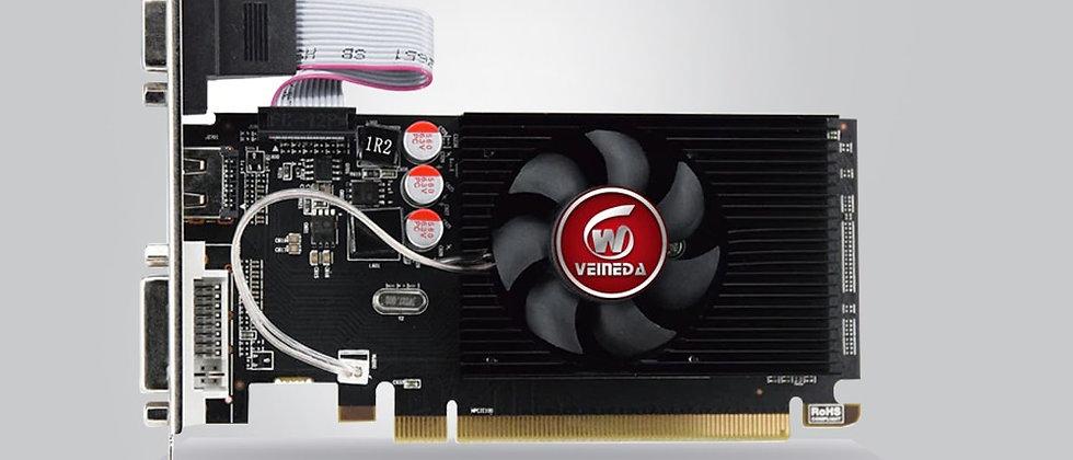 Veineda ग्राफिक्स कार्ड HD6450 2GB कार्ड हाई-एंड गेम ग्राफिक्स कार्ड HD6450