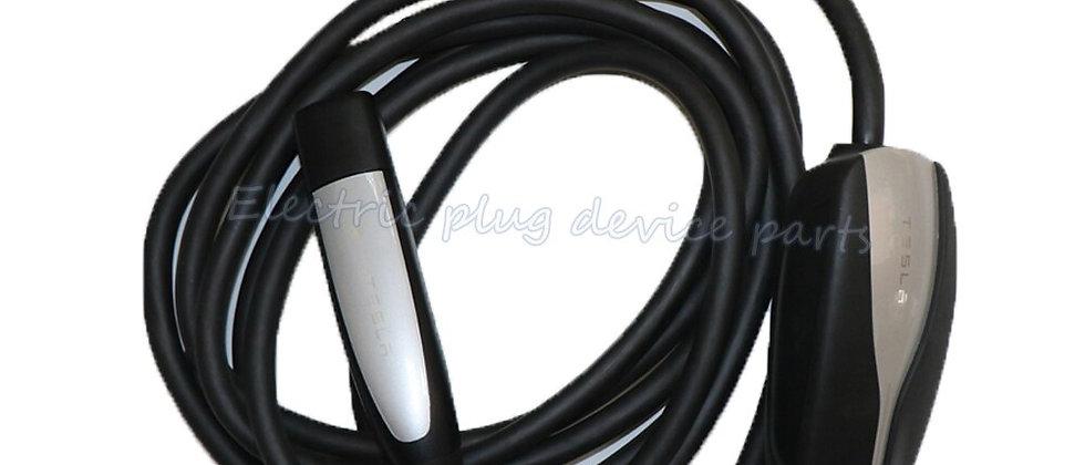 टेस्ला मॉडल एस एंड एक्स के लिए इलेक्ट्रिक कार के लिए ईवी चार्जिंग केबल प्लग