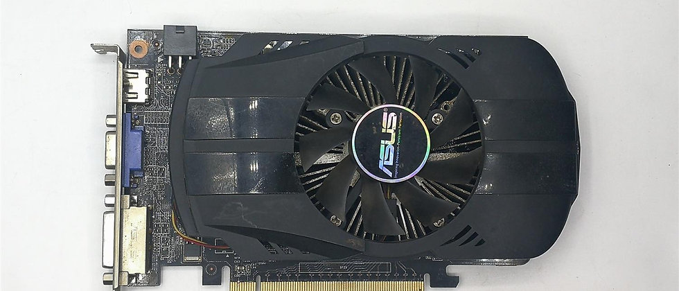 Used,2PCS/Lot  ASUS GTX 650 GPU Graphics Card  1GB GDDR5 128BIT VGA Card