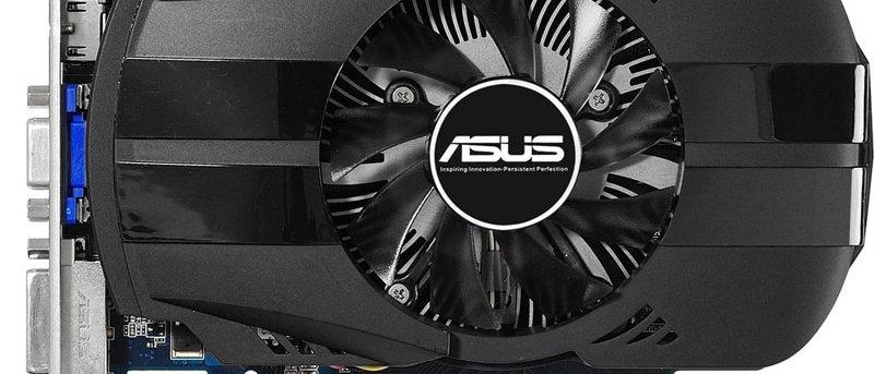 ASUS Video Card Original GTX 650 1GB 128Bit GDDR5 Graphics Cards