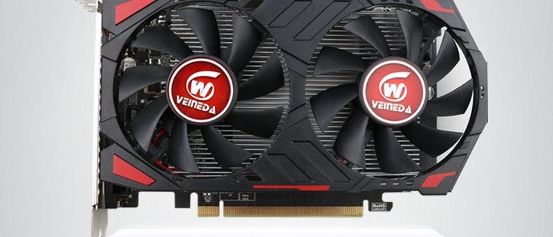 NOVA GTX 750 Ti 2G VEINEDA Placa de Computador-GDDR5 Placas Gráficas VIDIA Geforce Games