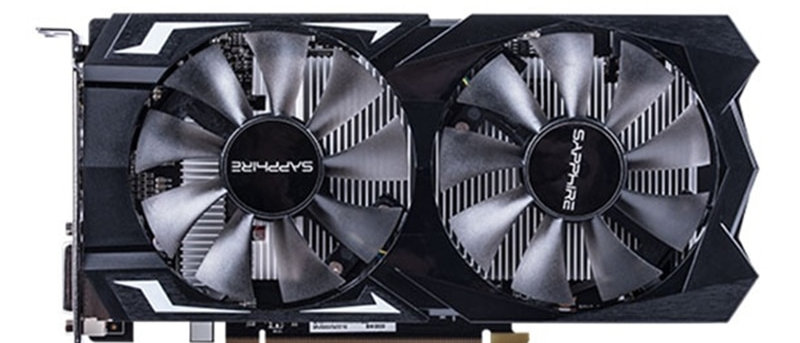 SAPPHIRE RX 560 Graphics Cards Computer Game for AMD Video Card Map HDMI PCI-E