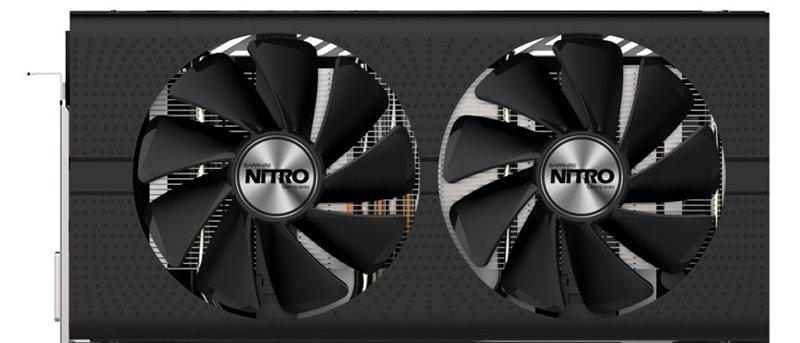SAPPHIRE RX 570 4GB Graphics Cards GPU AMD Radeon RX570 4G Video Cards