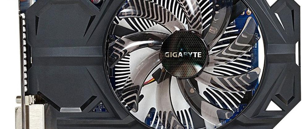 GIGABYTE Graphics Card Original GTX 750 2GB 128Bit GDDR5 Video Cards for nVIDIA
