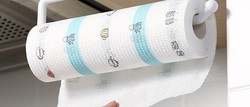 Suporte para rolo de papel de cozinha suporte para toalha