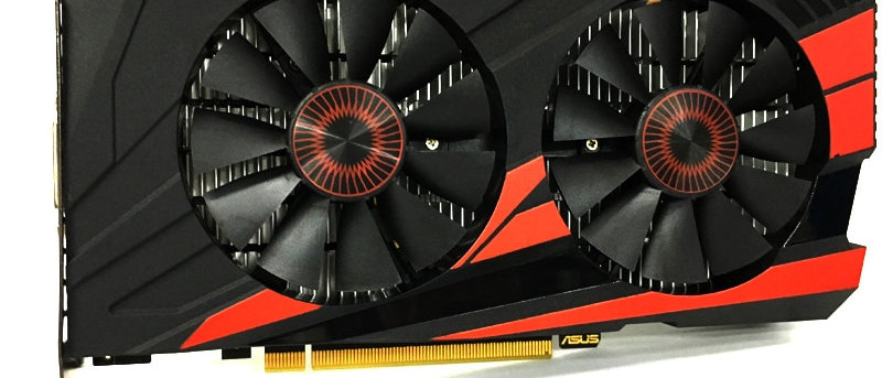 ASUS Graphics Card GTX 950 2GB 128Bit GDDR5 Video Cards for nVIDIA