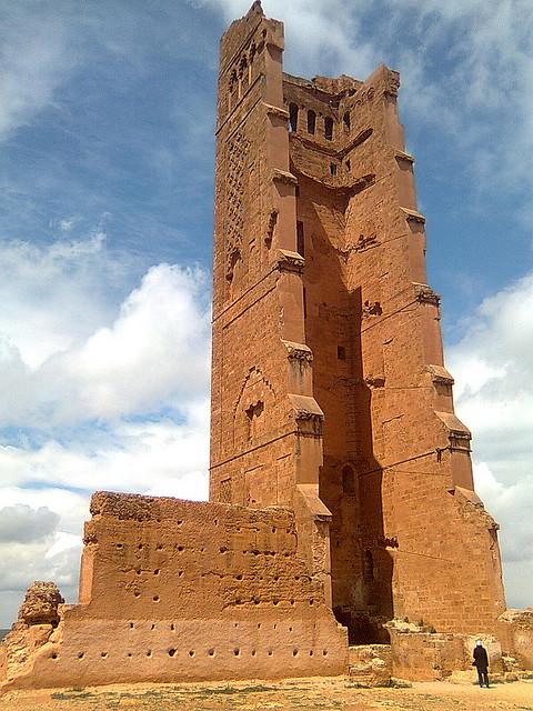 minaret mansourah