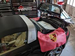 Porsche 911 Turbo Targa