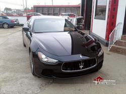 Maserati auto repair