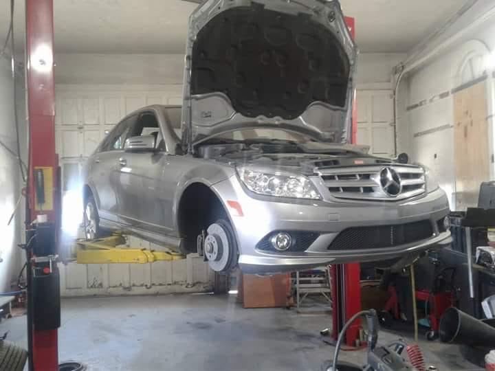 Mercedes Benz Lexury
