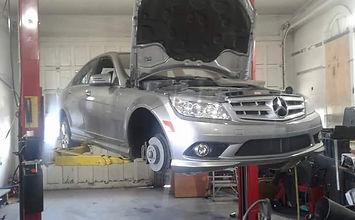 Auto Repair Shop Parkersburg Cornerstone Auto Service - Authorized mercedes benz repair shops