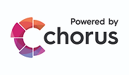 Powered by Chorus logo