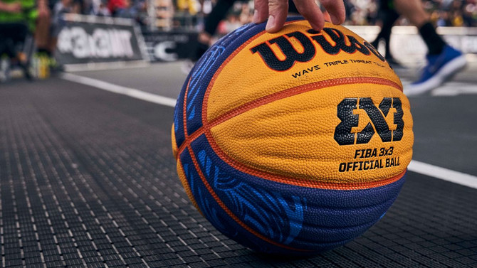 La FIBA congela le classifiche del 3X3