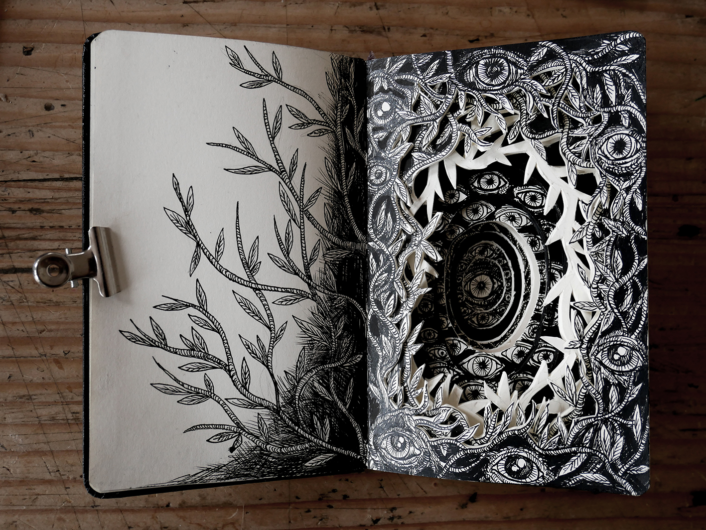 Altered book - 2019