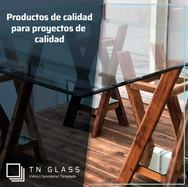 TN Glass - Creación de campaña Social