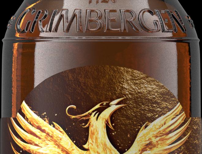 CERVEZA GRIMBERGEN DOUBLE AMBRÉE (12-PACK)