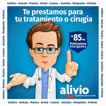 Campañas en Redes sociales para el sector salud
