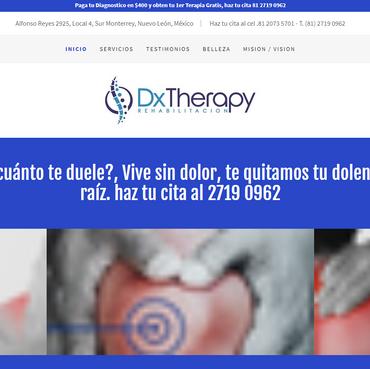 Dxtherapy Monterrey- Campaña Social