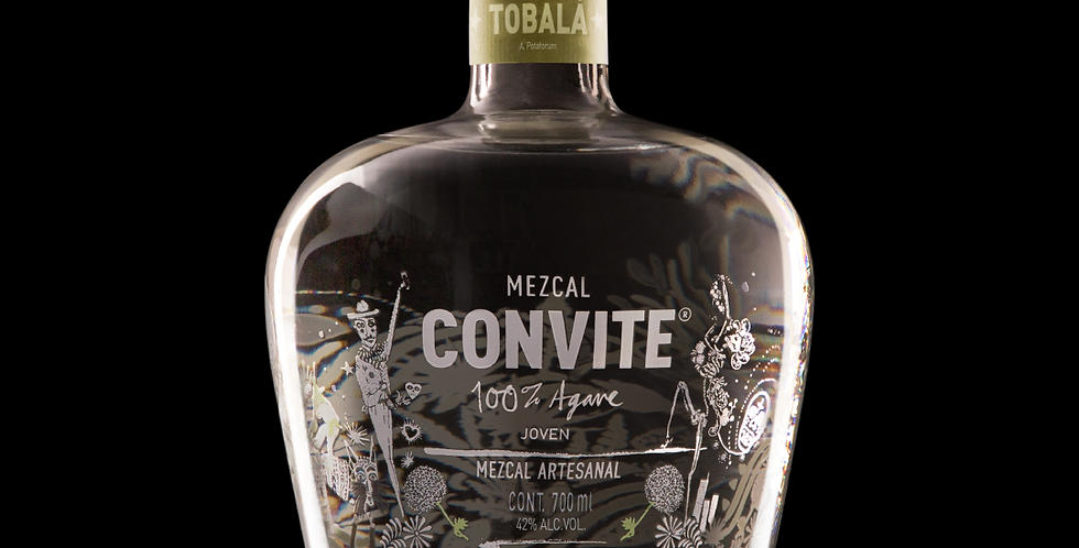 MEZCAL CONVITE TOBALÁ