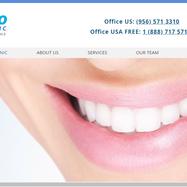 Bucardo Dental Clinic -Rediseño web