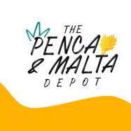 The Penca & Malta Depot- Construcción de marca
