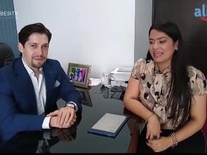 Entrevista al Dr. Armando Guerrero especialista en #cirugiabariatrica
