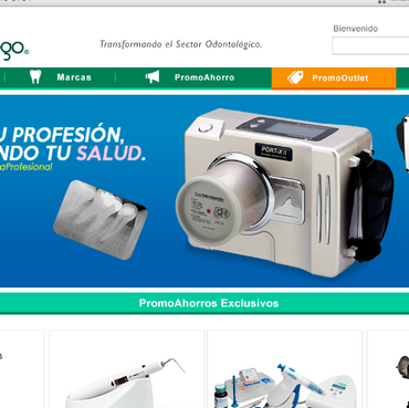 Ecommerce Promovago