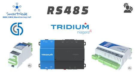 Hogyan kössünk be RS485-ös eszközöket?