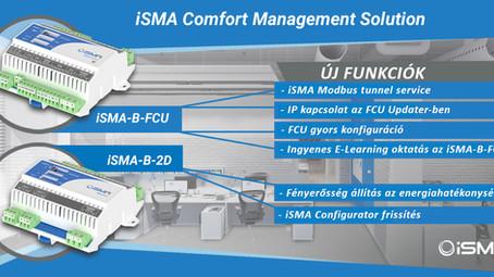 iSMA Comfort Management Solution bemutató