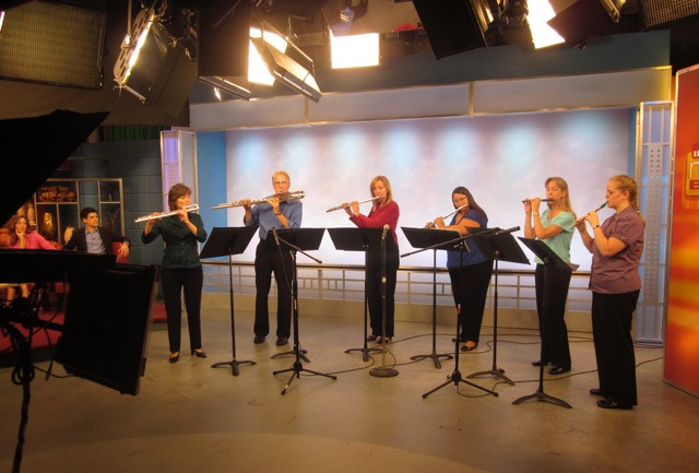 TFC on the Morning Blend, 2010