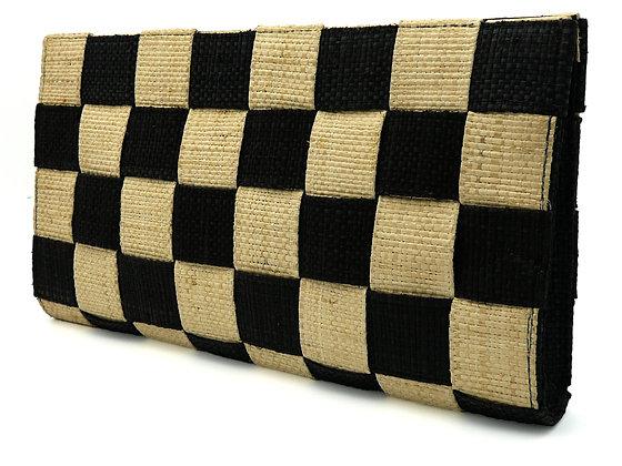 Chess Clutch Bag