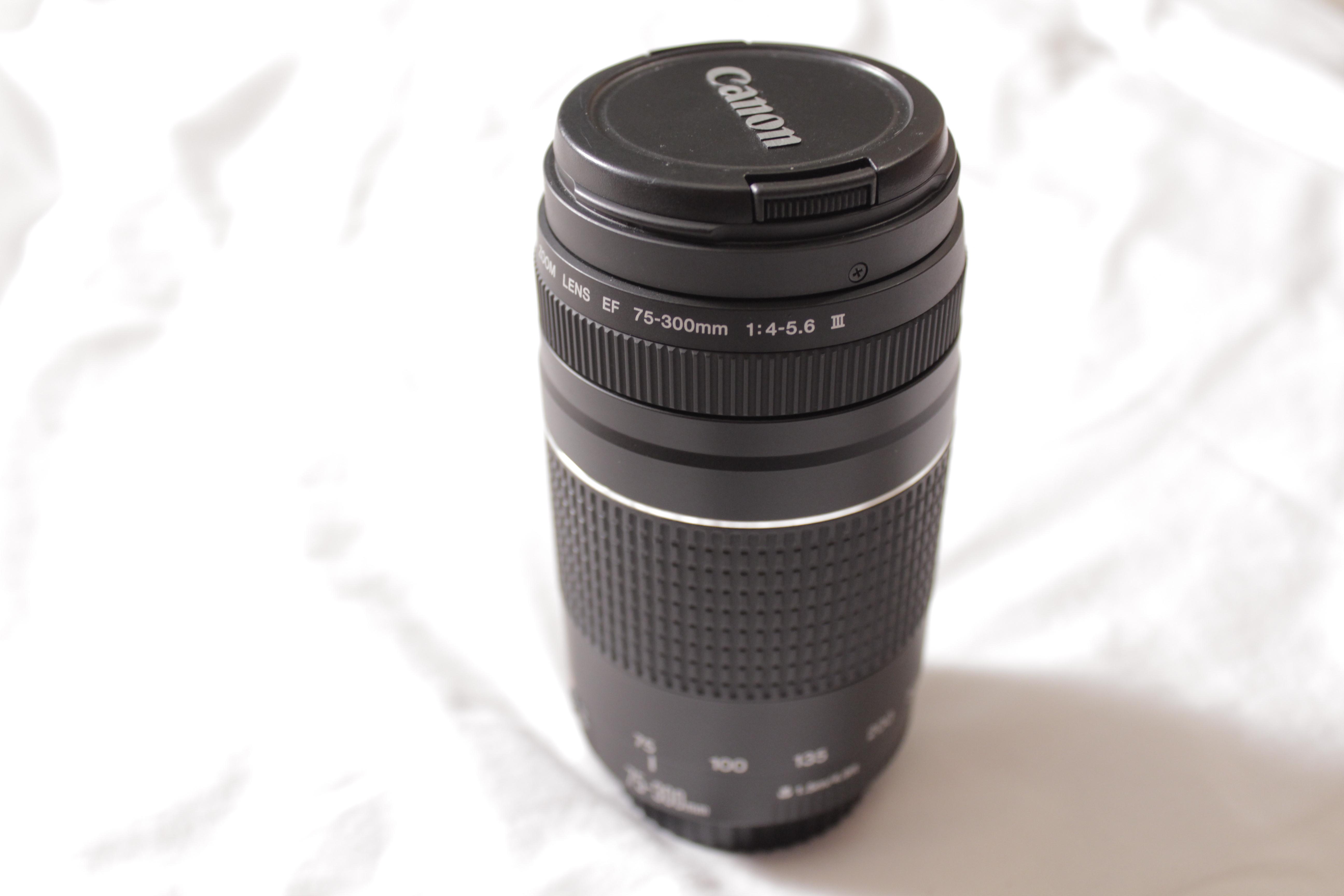 75-300mm Lens