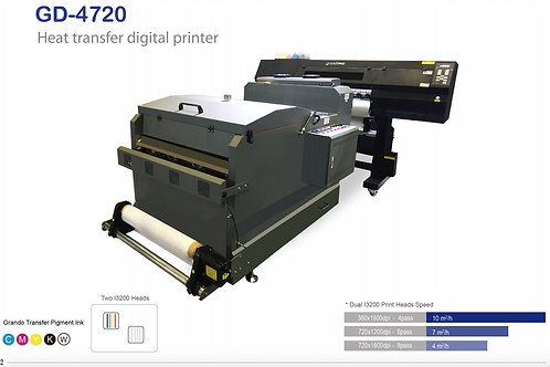 Grando DTF Printer and Dryer