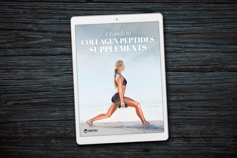 EBYSU Collagen Peptides Supplements eBook