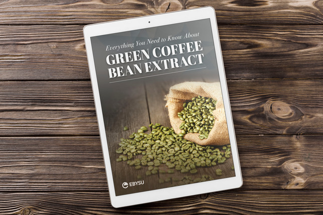 EBYSU Green Coffee Bean Extract eBook