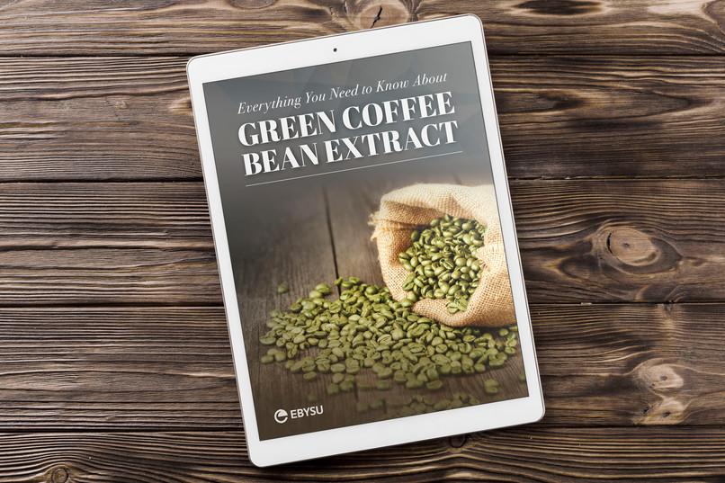 EBYSU Green Coffee Bean Extract eBook