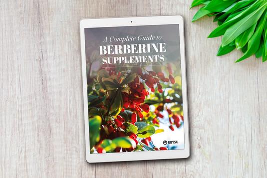 EBYSU Berberine Supplements eBook