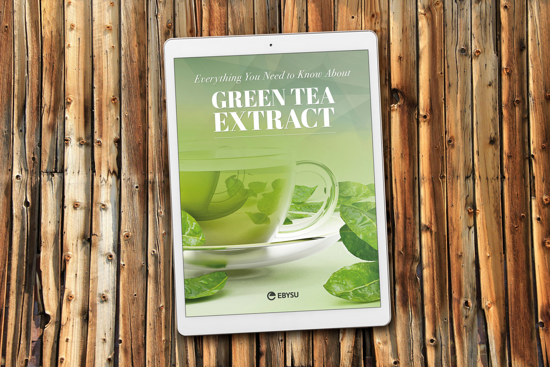 EBYSU Green Tea Extract eBook