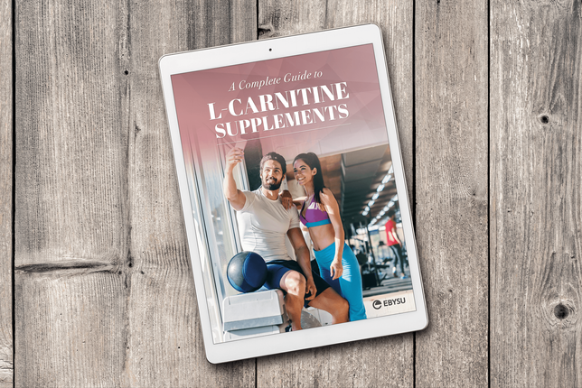EBYSU L-Carnitine Supplements eBook