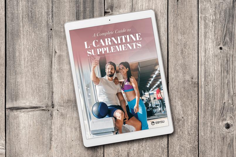 EBYSU L-Carnitine Supplements eBook