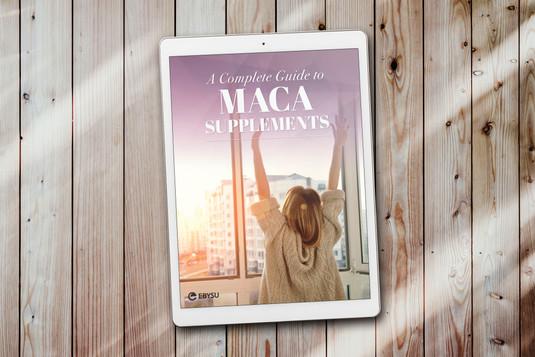 EBYSU Maca Supplements eBook