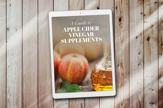 EBYSU Apple Cider Vinegar Supplements eBook