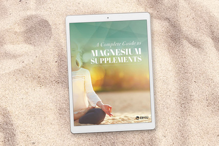 EBYSU Magnesium Supplements eBook