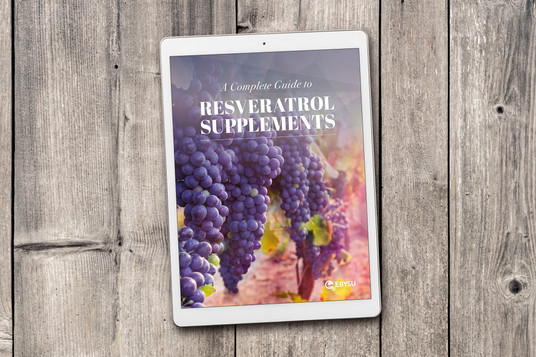 EBYSU Resveratrol Supplements eBook