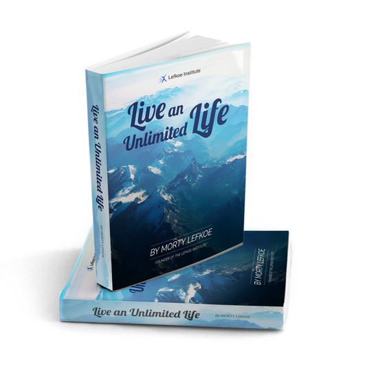 Life an Unlimited Life Book Cover design