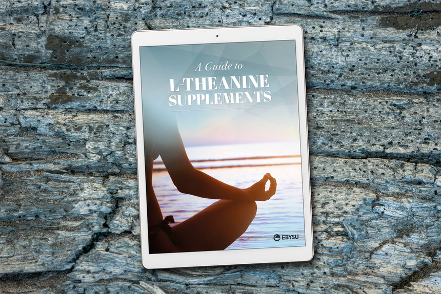 EBYSU L-Theanine Supplements eBook