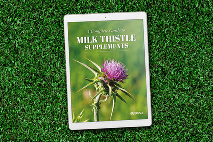 EBYSU Milk Thistle Supplements eBook