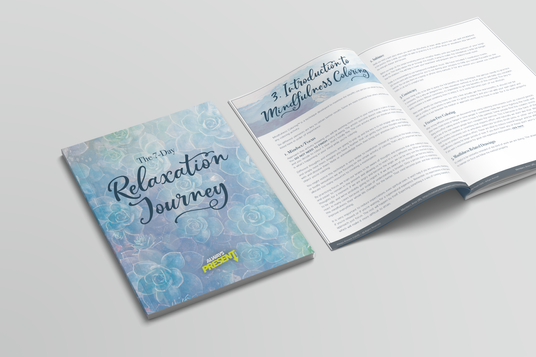 Relaxation Journey Meditation Workbook
